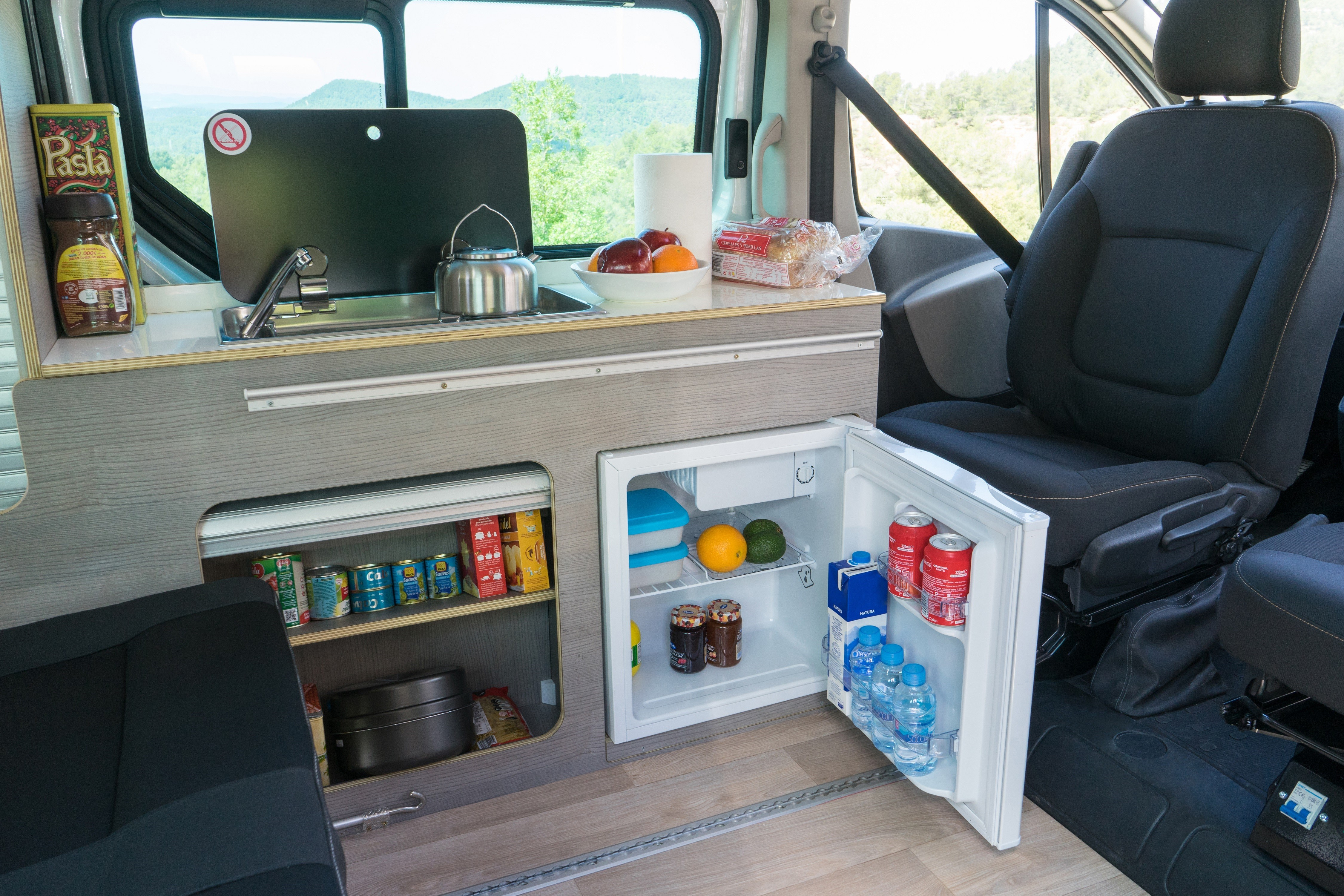 Nissan unveils all-electric camper based on the e-NV200 van