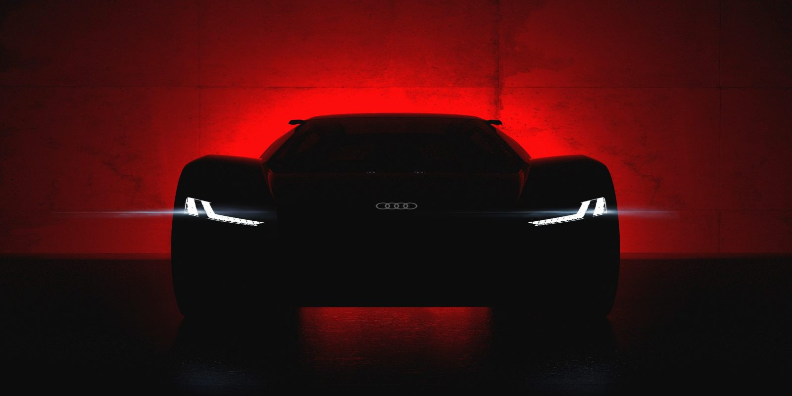 Audi Teases New Etron Electric Supercar Electrek - Audi super car