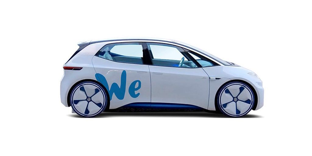Vw Announces New All Electric Car Sharing Platform We To Launch