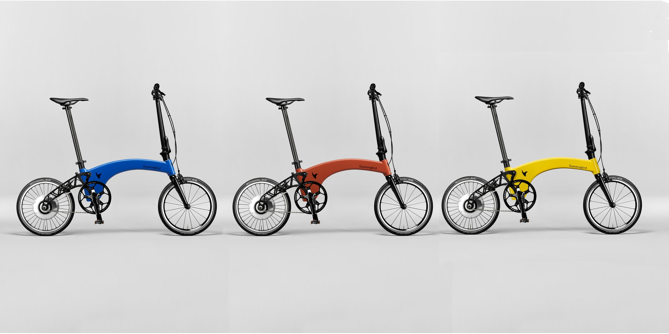 Prodrive's Hummingbird electric bicycle is a slick-looking 23 lb (10 kg) featherweight