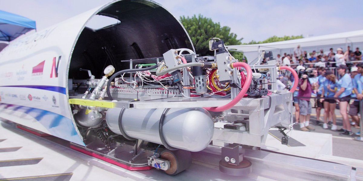 SpaceX Hyperloop Pod Competition live blog and livestream