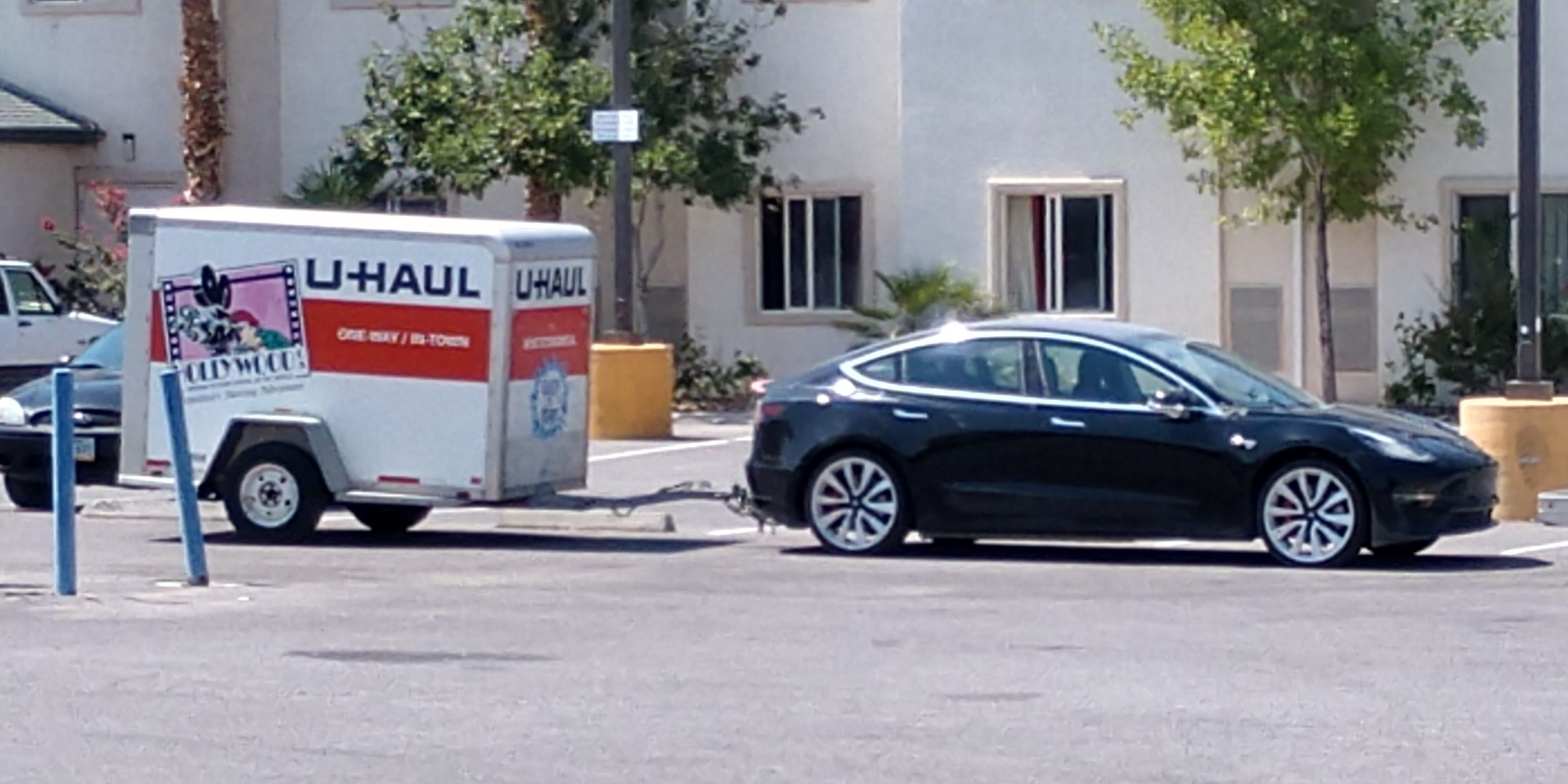 Tesla towing capacity