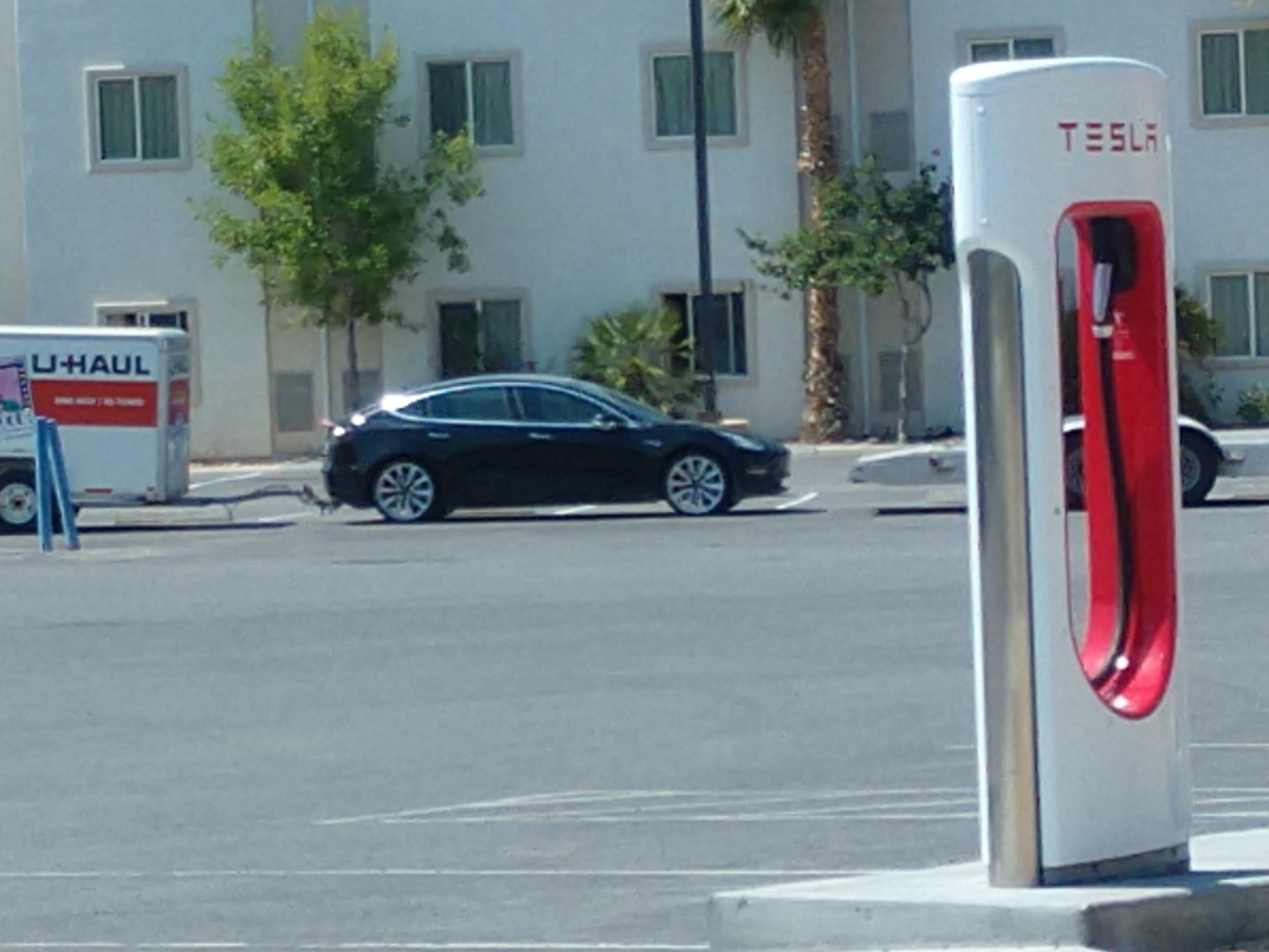 Tesla Model 3 spotted testing towing capacity - Electrek on u-haul trailer wiring kit, toyota wiring harness, u-haul trailer light harness, u-haul wiring adapter, camper wiring harness, diesel wiring harness, u-haul wiring harness diagram,