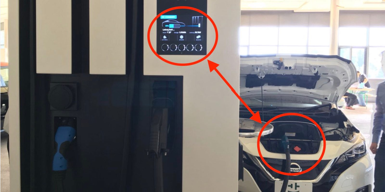 Nissan Leaf Prototype With New 60 Kwh Battery Pack Leaked Fast Charging At 102 Kw