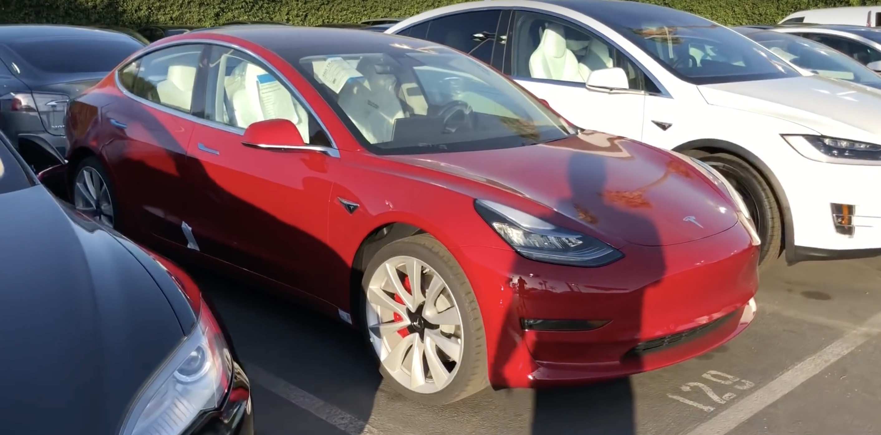 0 60 Times Bmw >> Tesla Model 3 Performance 0 60 Time Could Improve To Under