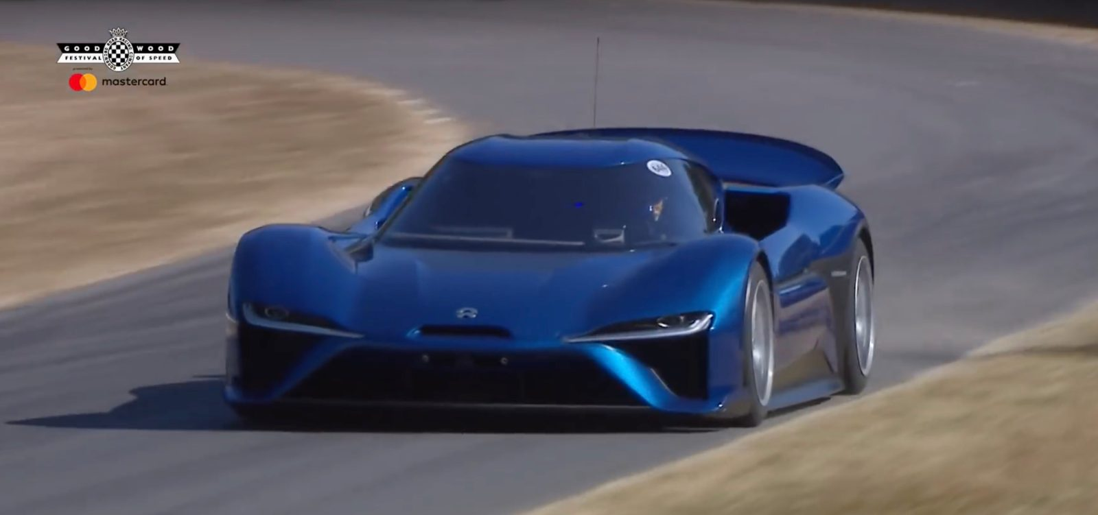 Nio Ep9 And Vw Pikes Peak I D R All Electric Race Cars Took Over Goodwood With New Records
