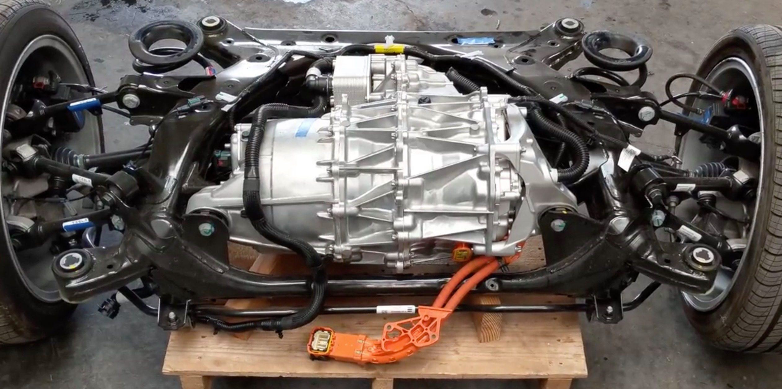 Tesla Model 3 teardown gives incredible look at the electric powertrain