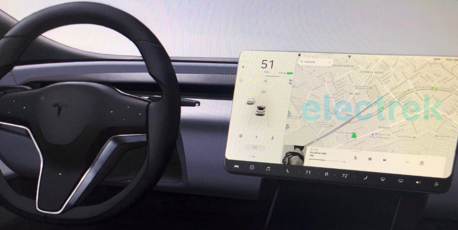 Tesla Is Planning A Big Model S Model X Interior Refresh In Q3 2019