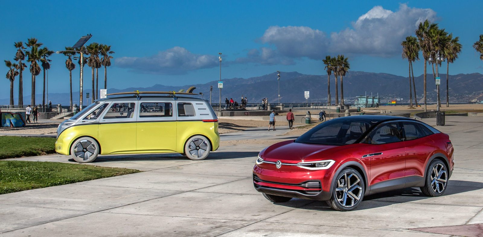 Vw Says It Accelerates Plan For 22 Million Electric Vehicles In 10 Yrs As Part Of Decarbonization