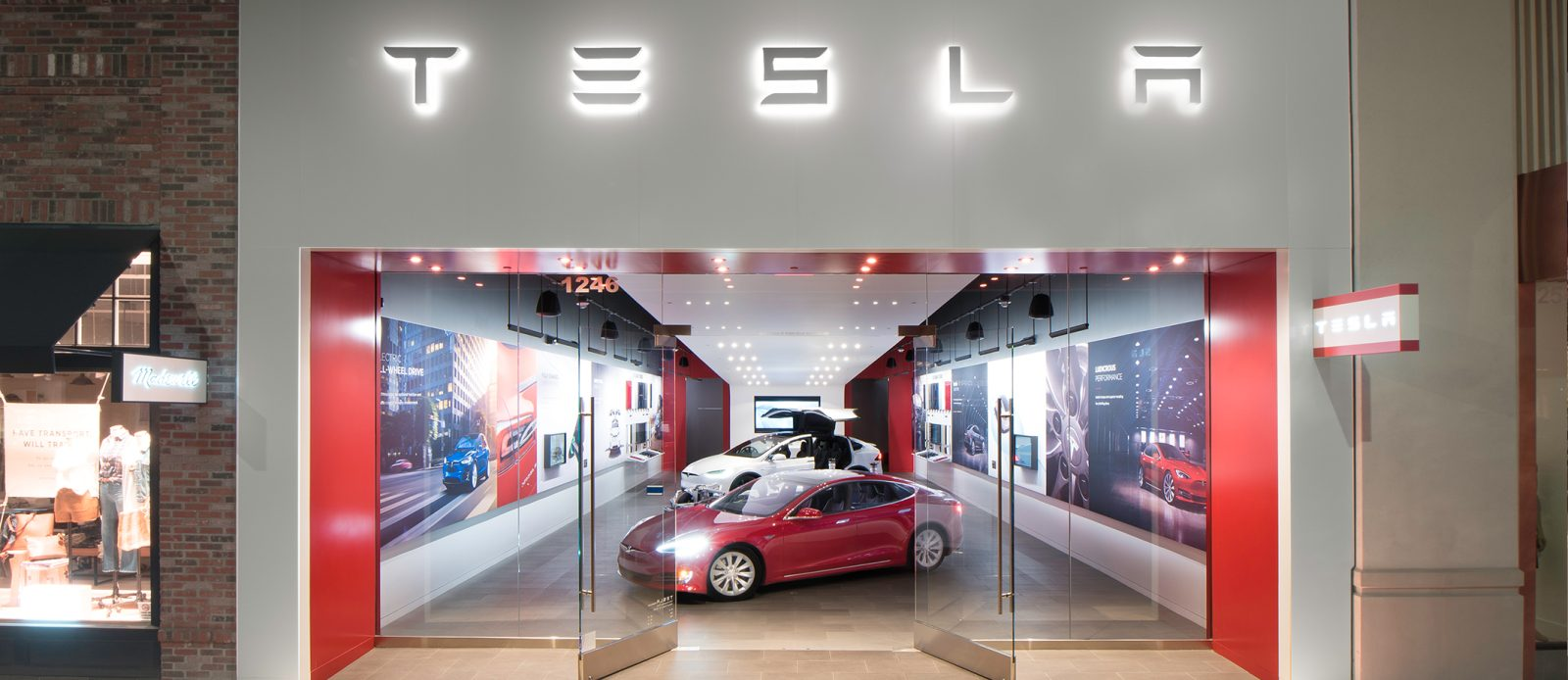 tesla finishes dead last in auto dealership ranking stores found to