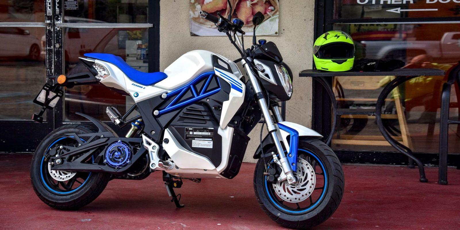 An electric motorcycle for $1,995 in the US - where do I