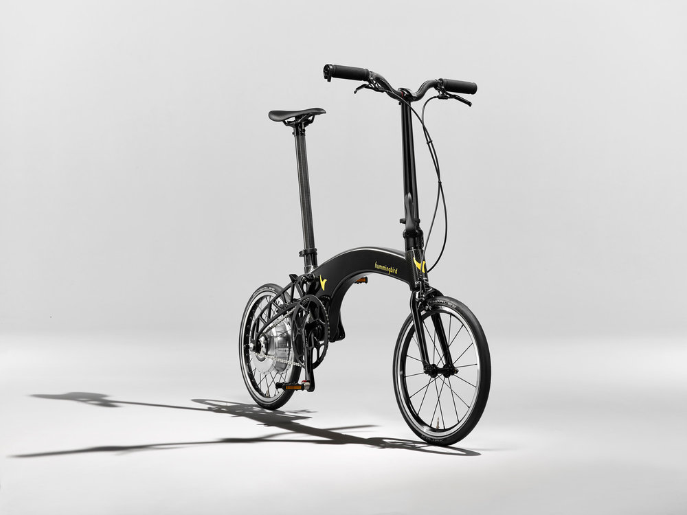 prodrive s hummingbird electric bicycle is a slick looking. Black Bedroom Furniture Sets. Home Design Ideas