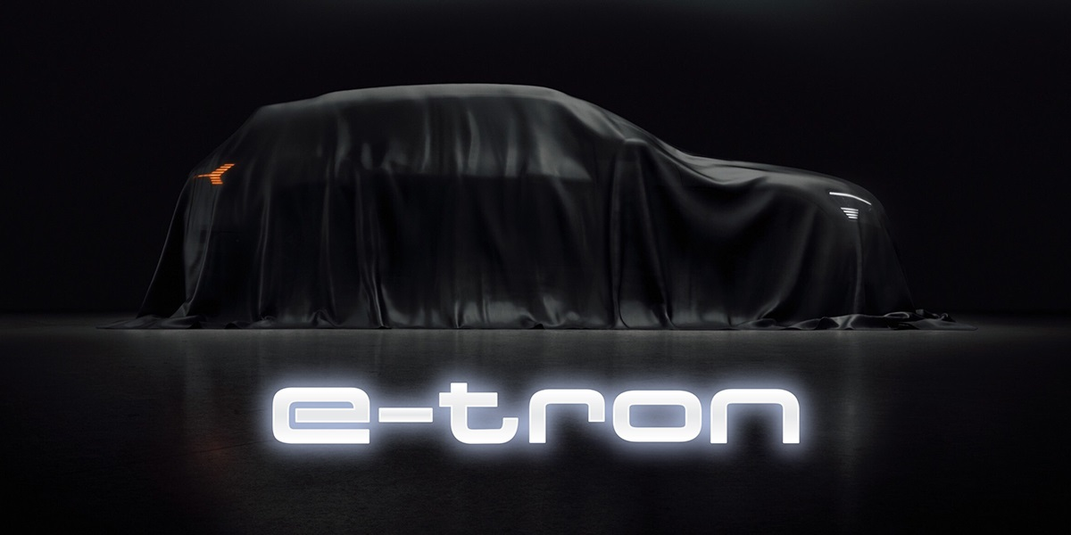 Audi To Unveil E Tron Quattro Electric Suv And Start