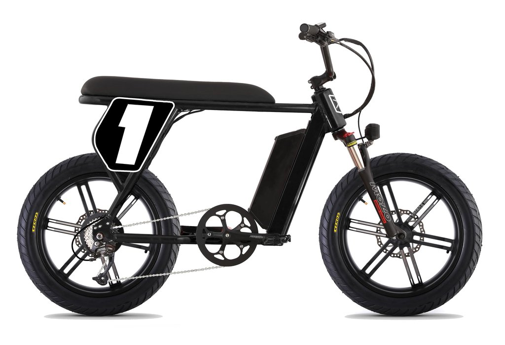 Juiced Bikes New Retro Electric Bicycle Goes Faster And Farther For