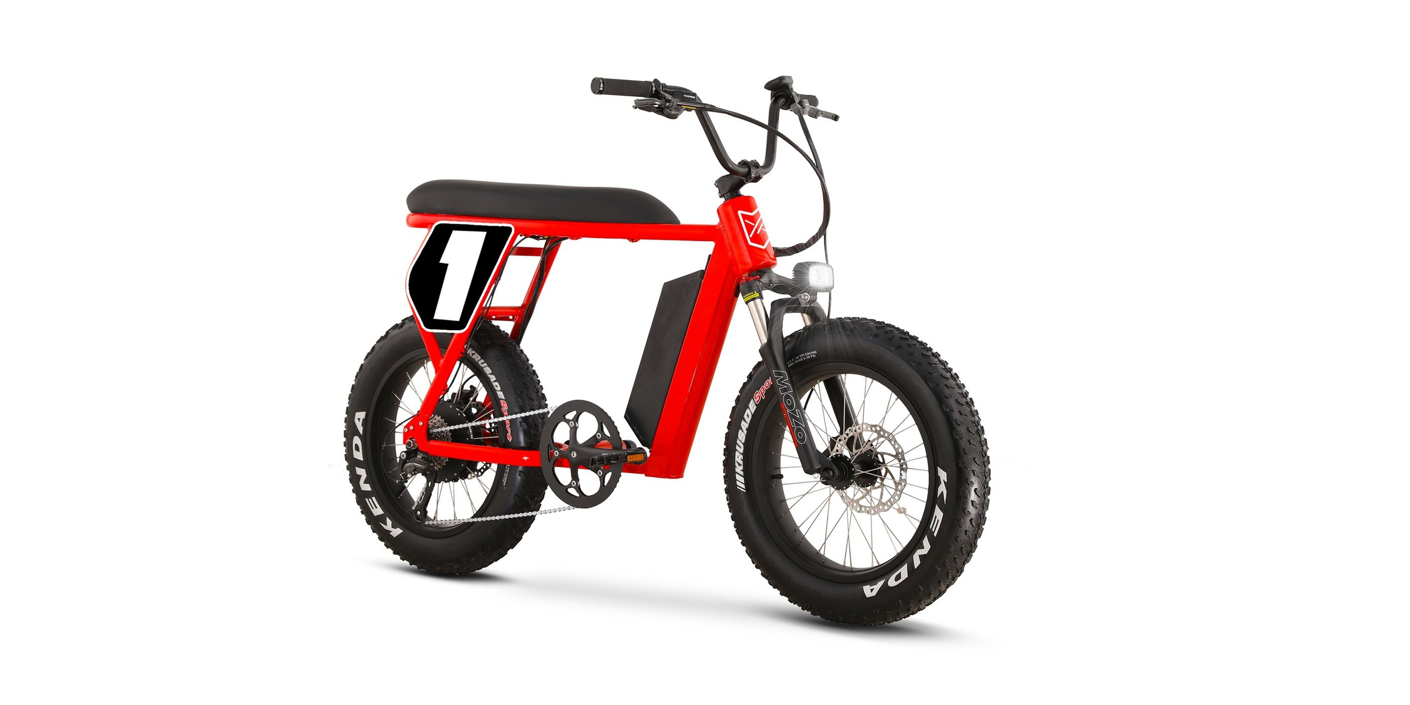 Juiced Bikes' new retro electric bicycle goes faster and farther for less money