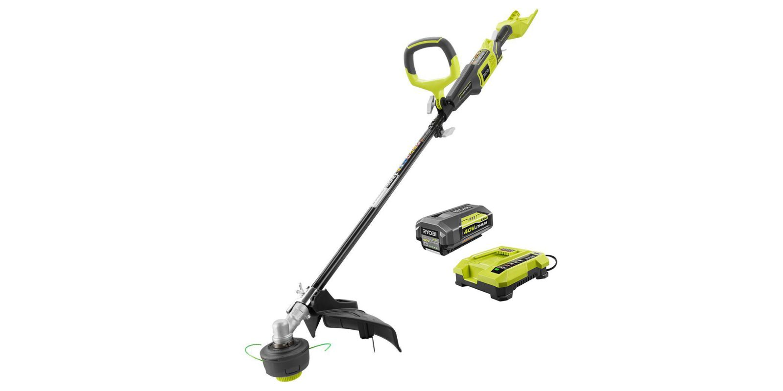 Green Deals: Ryobi 40V Cordless String Trimmer w/ Battery
