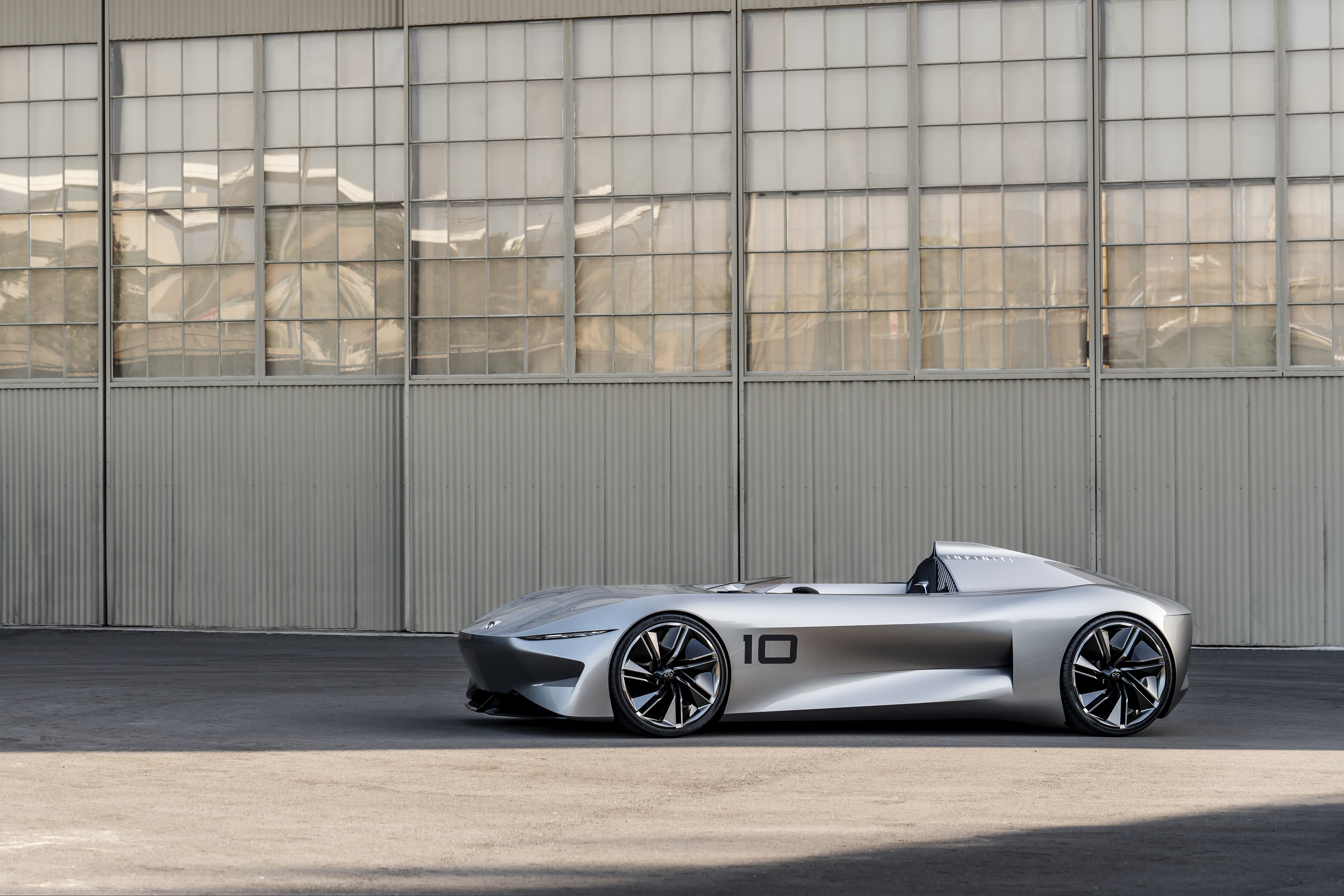 Habib Commented On The Design Of Electric Prototype Vehicle Unveiled Today