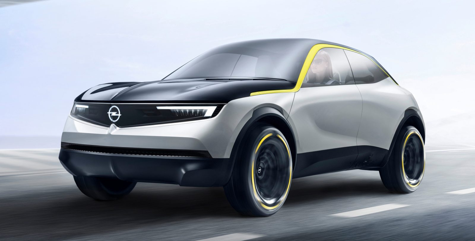 Opel Unveils New Stunning All Electric Concept Electrek