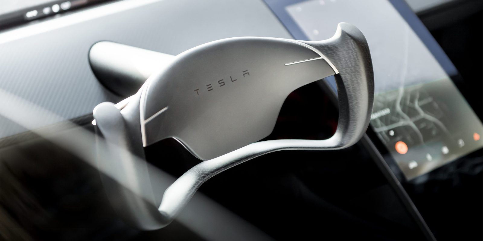 Tesla S New Roadster Spaceship Interior Production Design