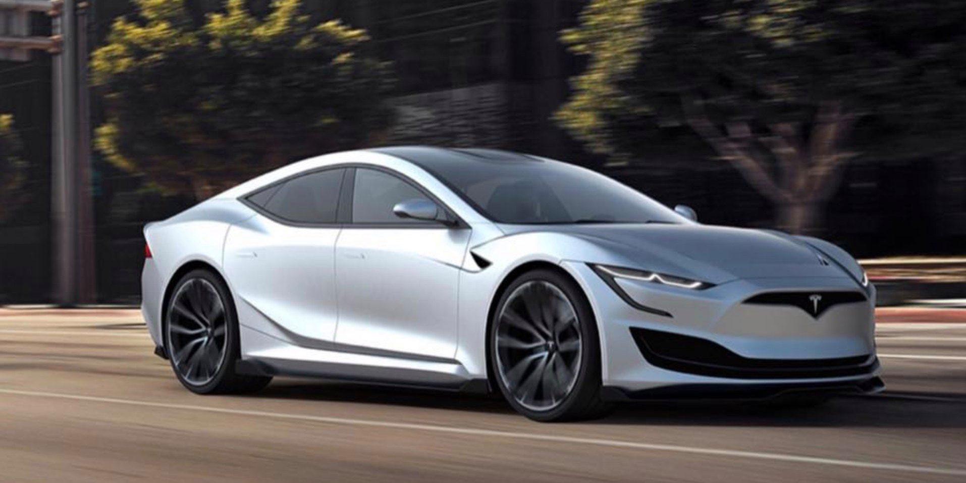 Tesla >> Tesla Model S Refresh Envisioned By Designer Love It Or Hate It