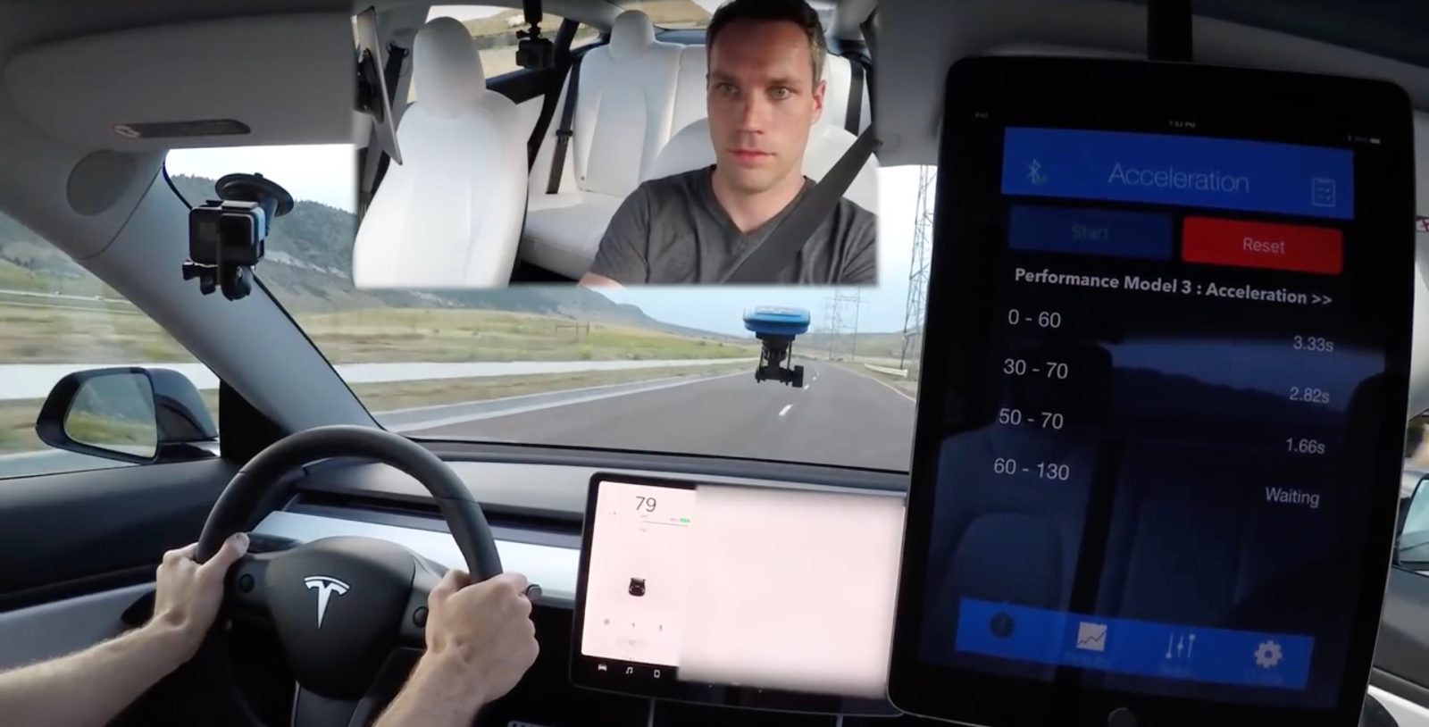 Tesla Model 3 Performance Is Even Faster Than Aned 0 60 Mph In 3s Quarter Mile 11 8s