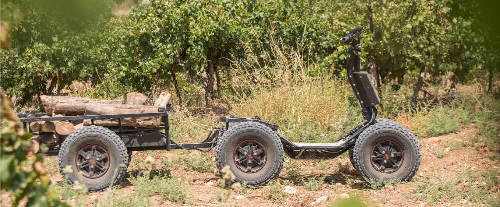 This awesome new electric ATV is great for both thrill