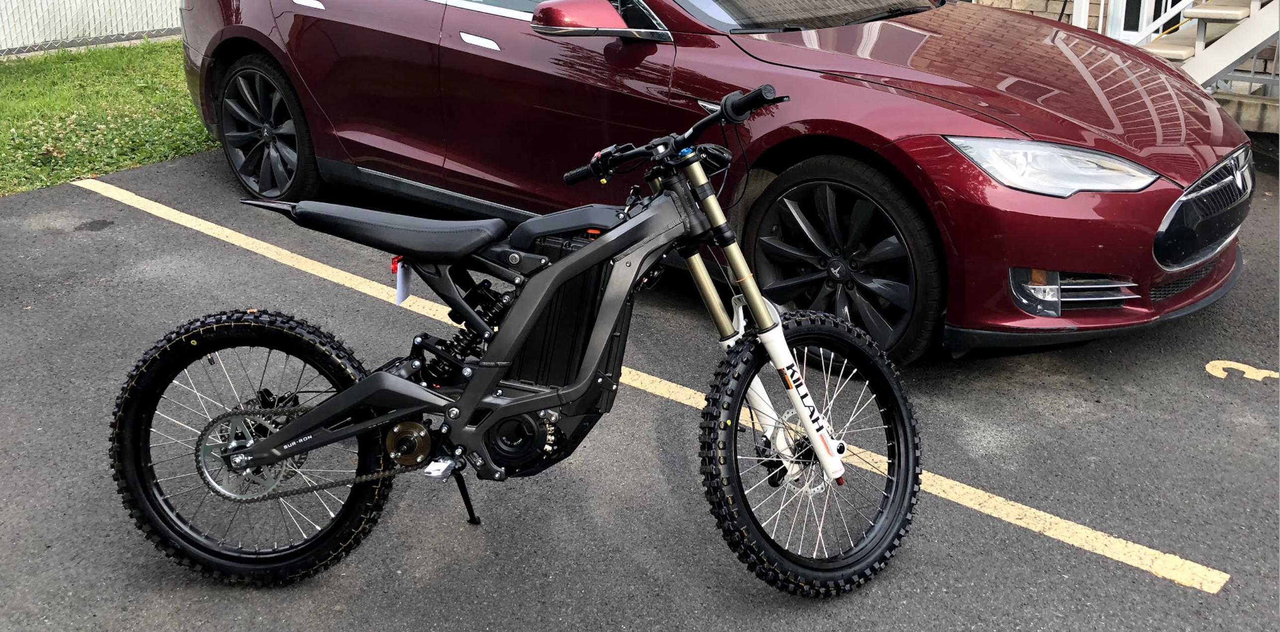 Electrek Review: Sur-Ron is a monster electric bike with 50 miles of range and insane top speed