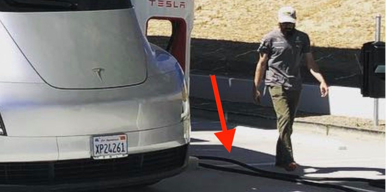 Tesla Semi Made It 8216 Across The Country Alone 8217 With Only Supercharger Network And