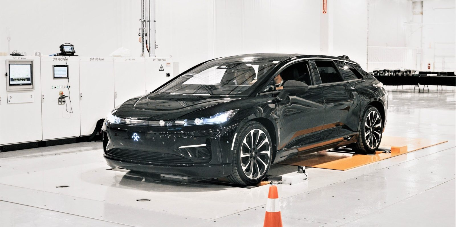 Faraday Future Unveils First Pre Production Ff91 Ultra Luxury Ev