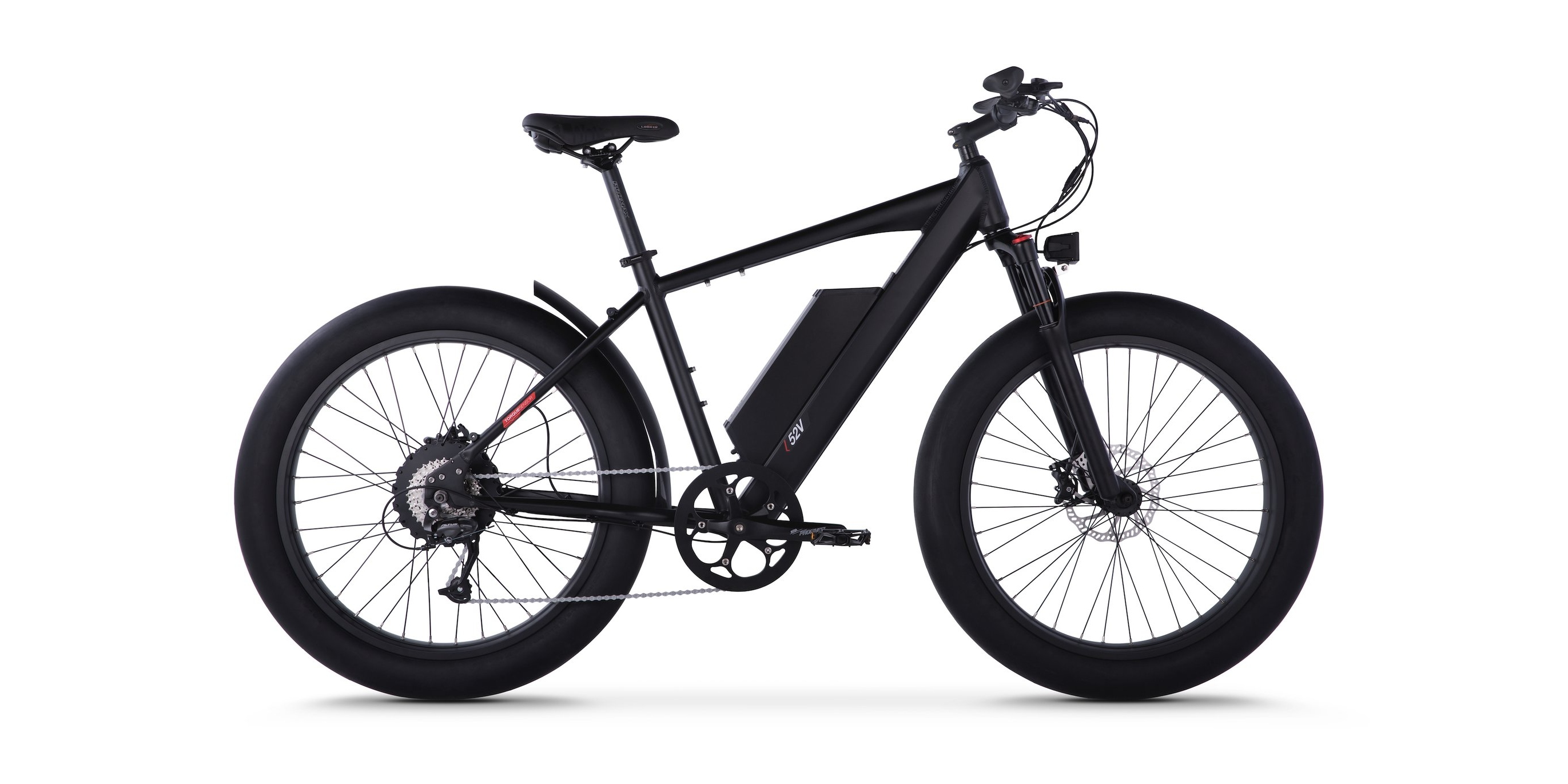 Juiced Bikes pushes the envelope with a new 40 mph fat tire electric bicycle