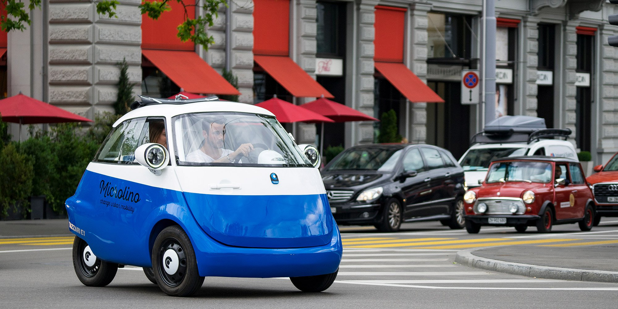 The Isetta-style Microlino electric bubble car surpasses 8,000 pre-orders