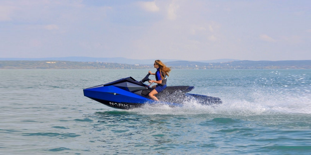 Narke S Awesome New Electric Jet Ski Lets You Hear The