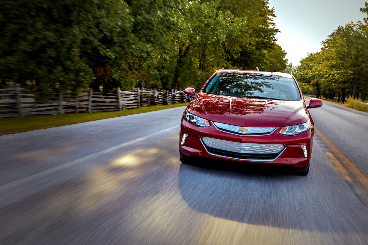 The 2019 Volt Is Now Available To Order With A 33 520 Msrp As Low 26 895 After Federal Tax Credit Here Are All Changes