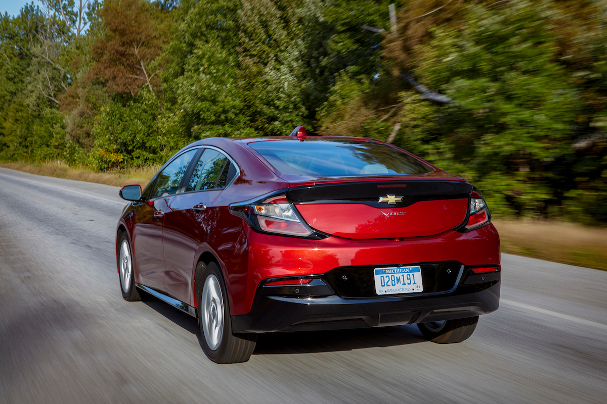 Here In Montreal It Still Gets Below That A Few Times Every Winter But Should Nonetheless Enable More All Electric Operation Of The Volt