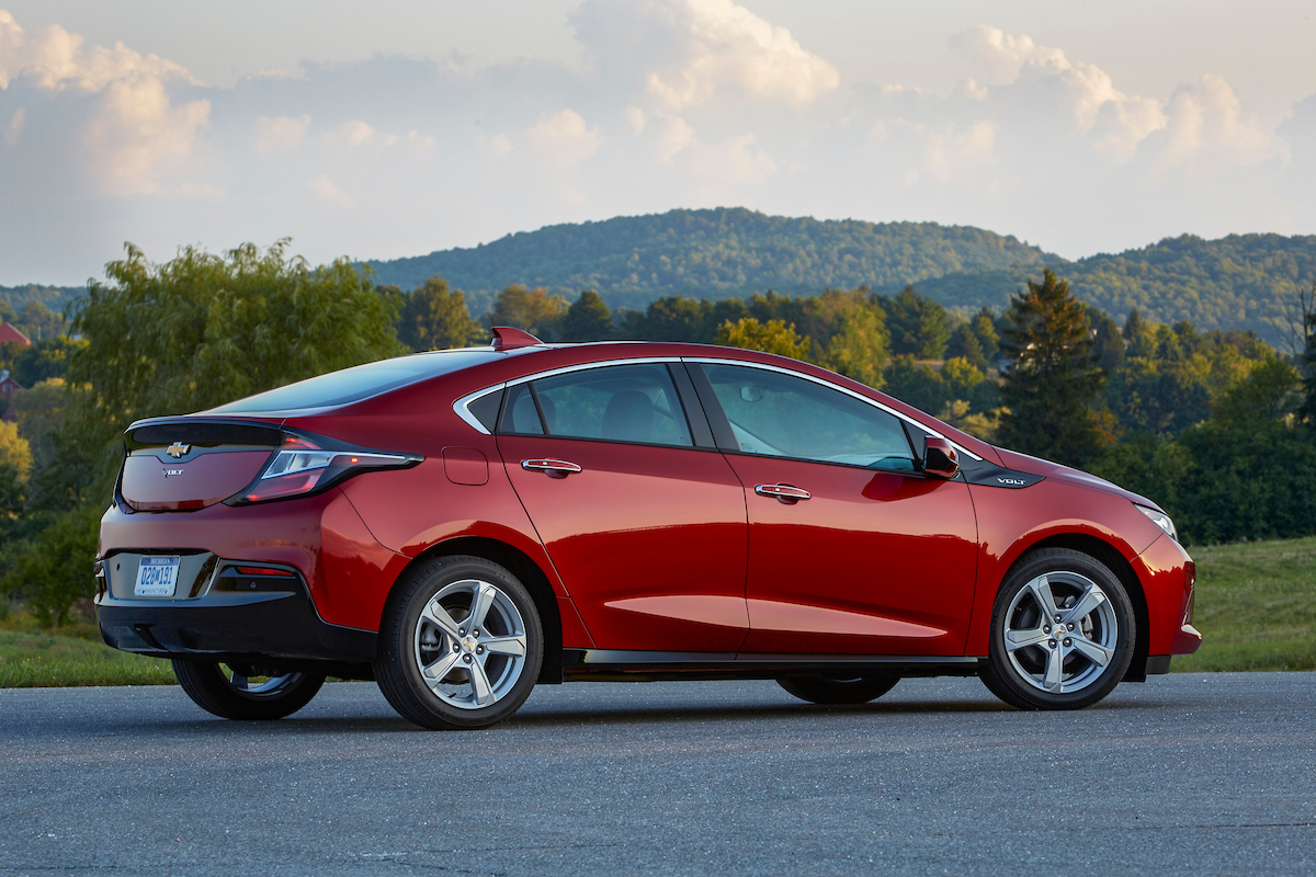 The 2019 Chevy Volt Enables You To Get More All Electric Mileage