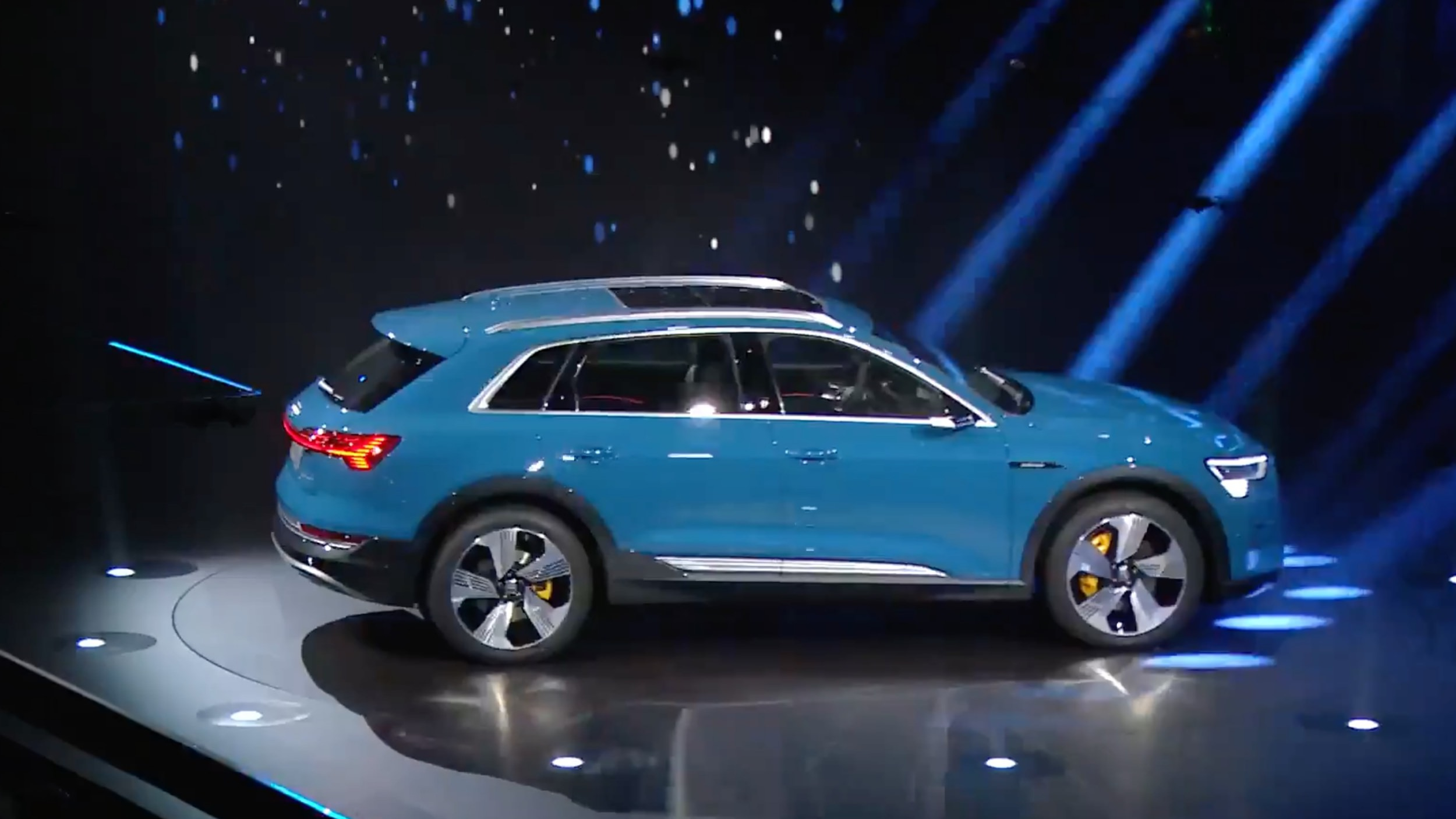 Audi launches e-tron electric SUV with $74,800 starting price
