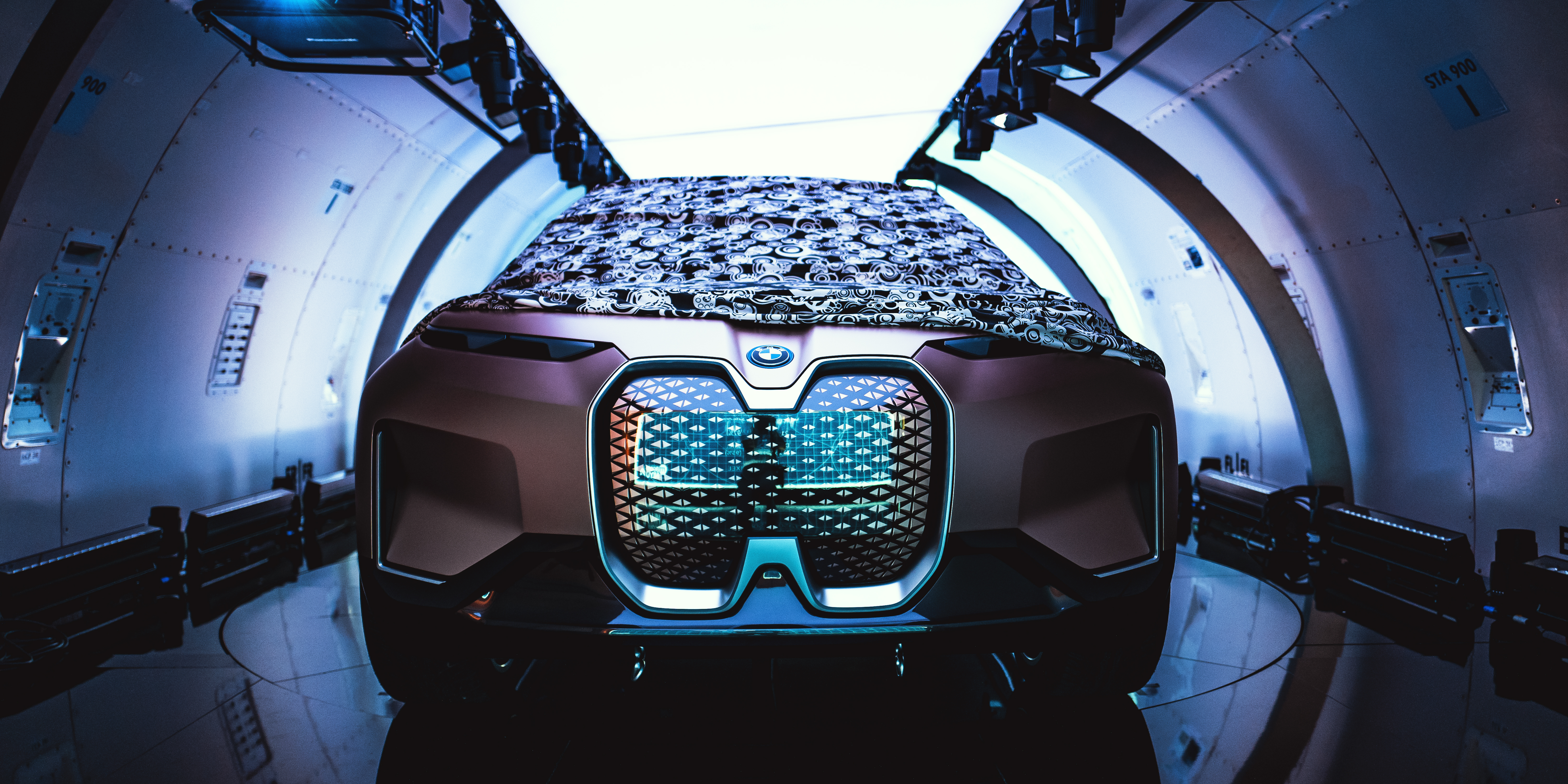 2021 BMW INext Is Fully Autonomous SUV >> Bmw Unveils Its Inext Next Gen Electric Crossover Concept Describes