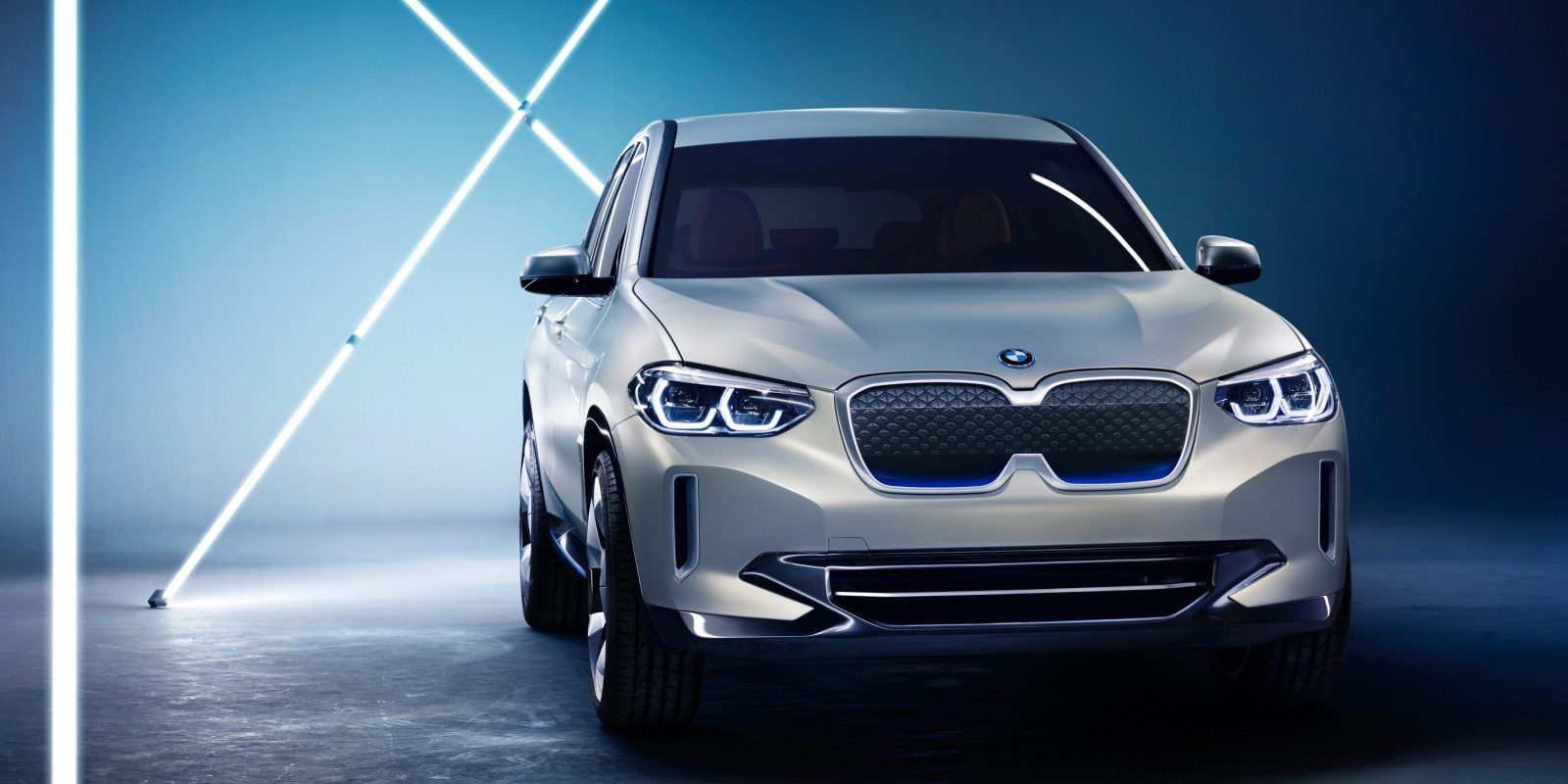 Bmw Starts Taking Orders For Electric Ix3 Suv As German Automakers Are All Unveiling New Suvs