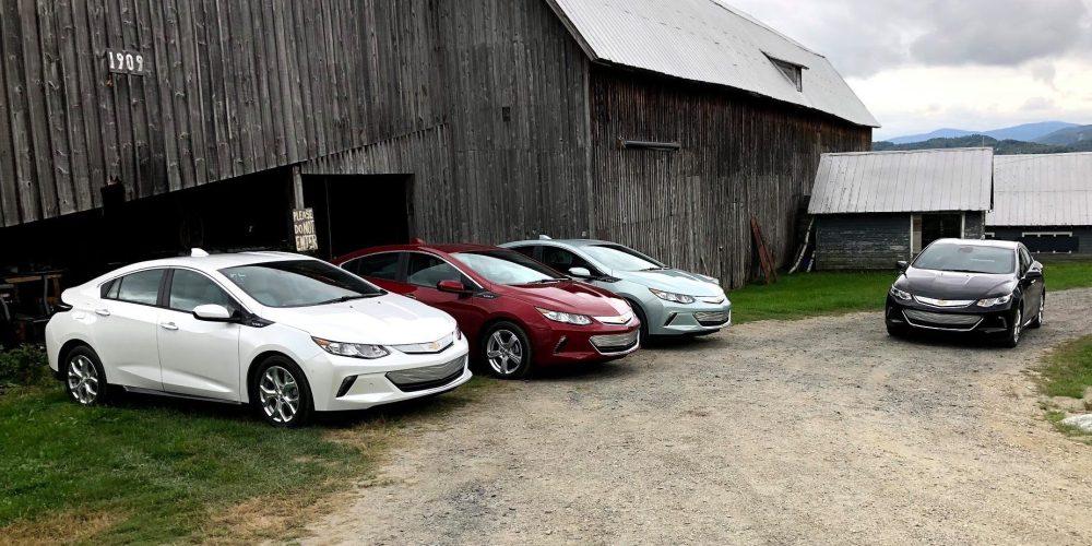 GM kills the Chevy Volt, shuts down factories, but accelerates EV