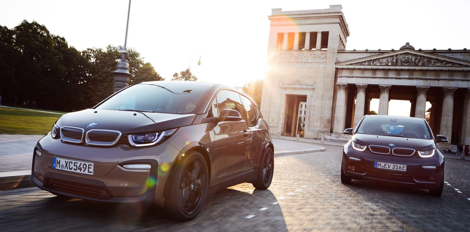 Bmw Unveils I3 Battery Upgrade For Over 160 Miles 260 Km Of Range