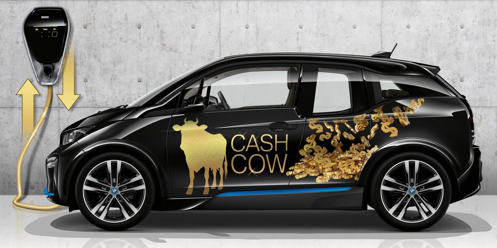 BMW says EV owners can turn i3 into 'cash cow', use more solar power with controllable load tech