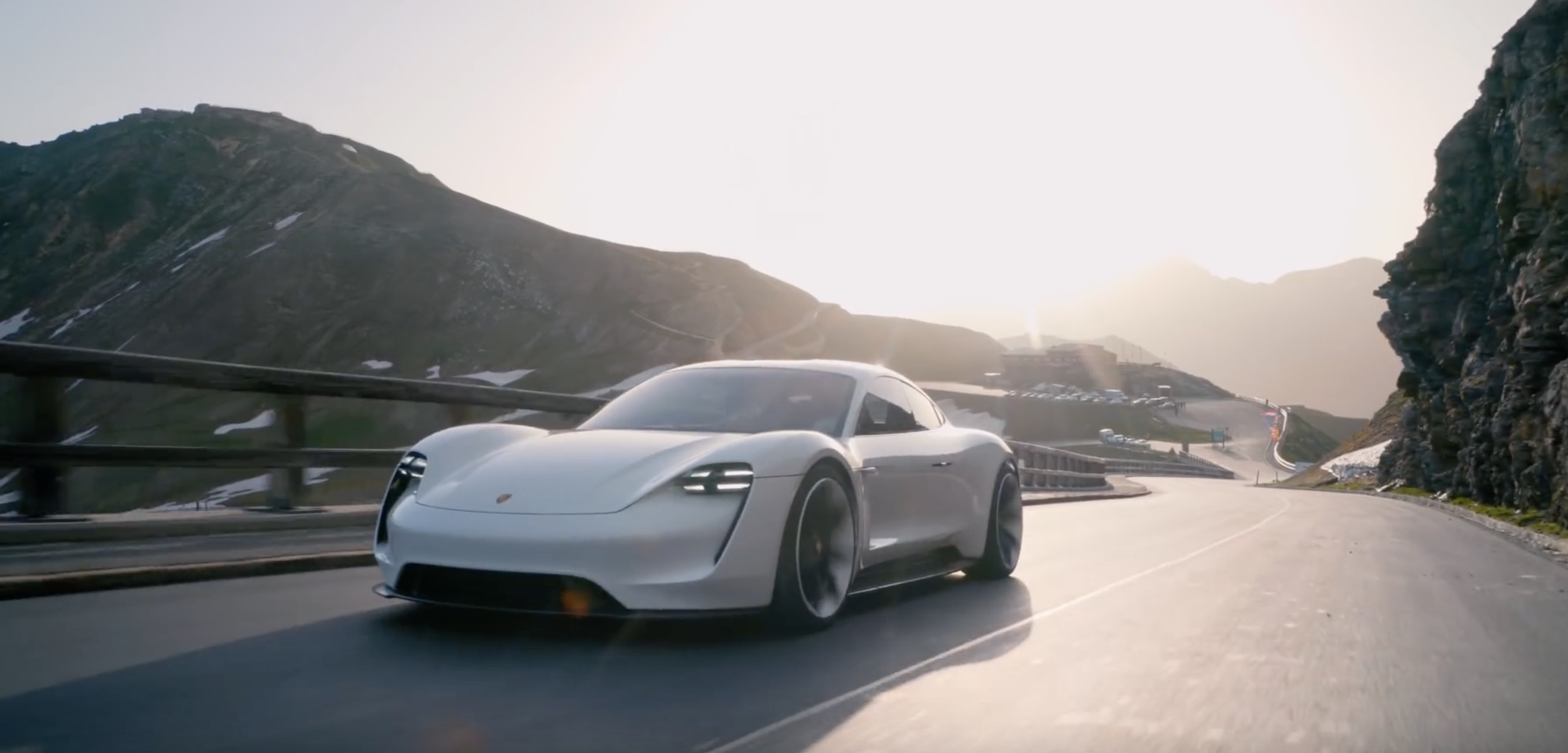 The Porsche Taycan Is Arguably Most Aned Electric Vehicle