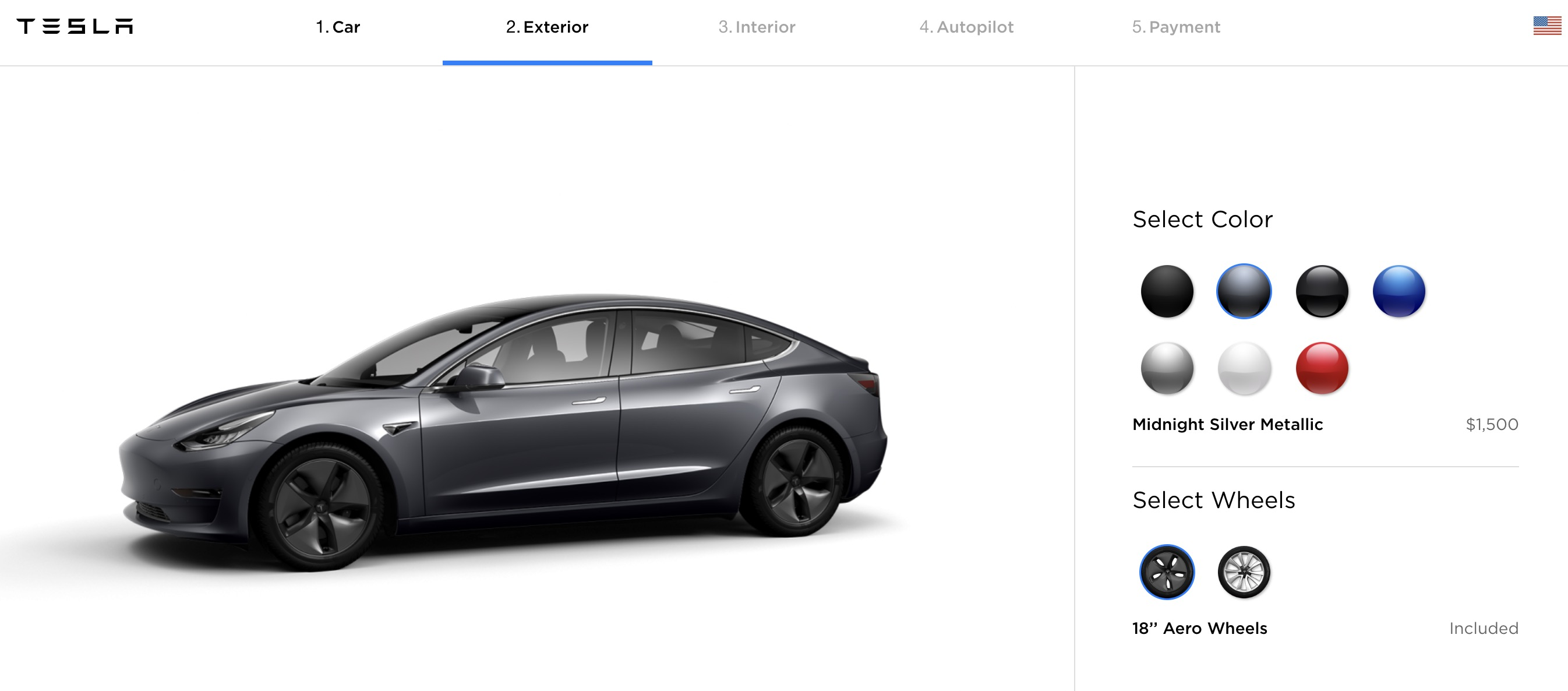 Tesla to eliminate some paint options to increase production efficiency, gives last chance to order