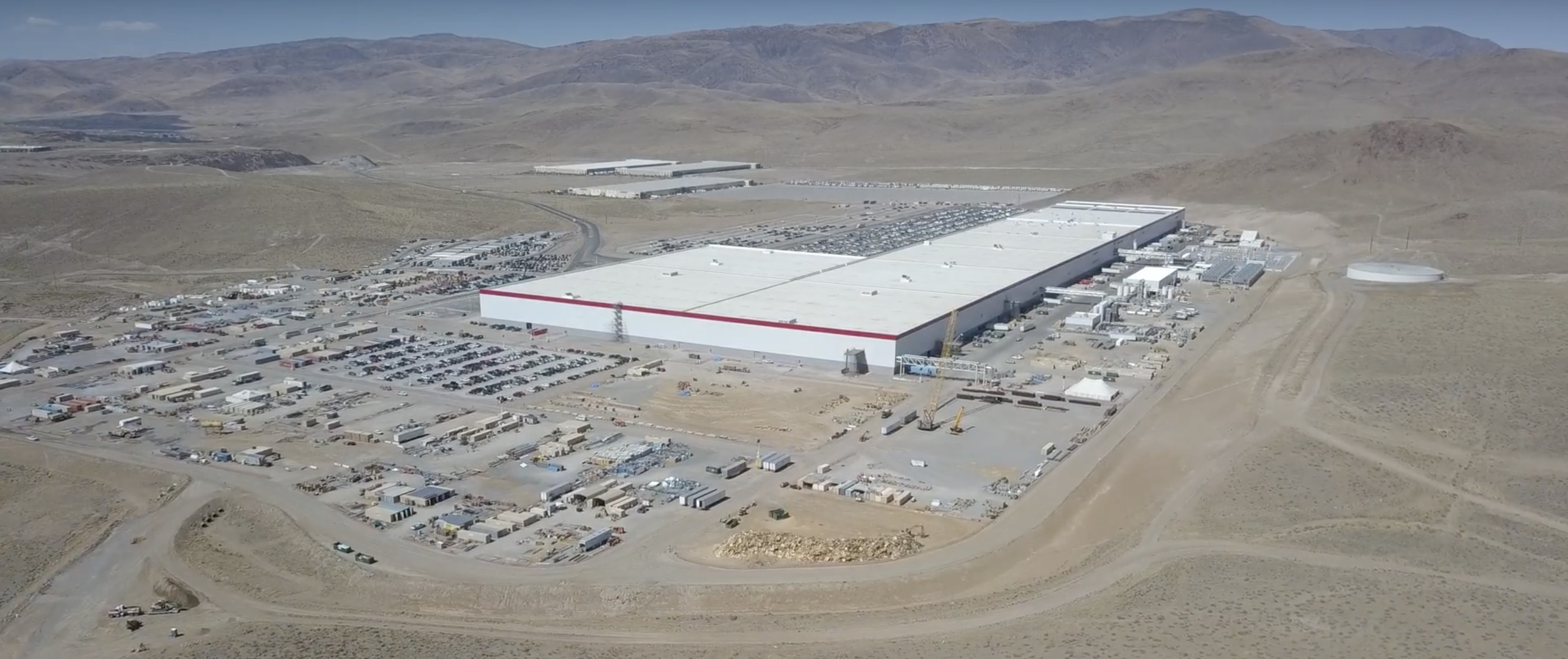 Tesla is setting up casting lines in Gigafactory 1 ahead of Model Y production