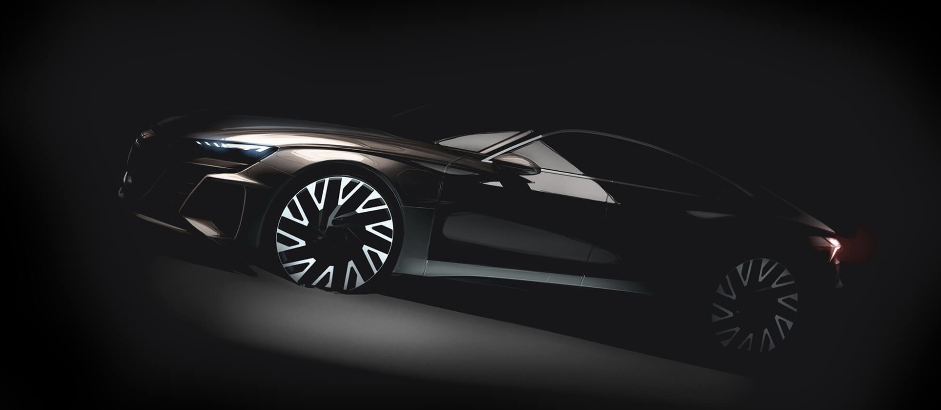Audi's 2020 electric Sport e-tron GT is going to be based on the Porsche Taycan