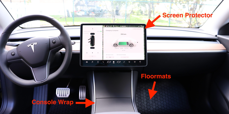10 Must,Have Tesla Model 3 Accessories