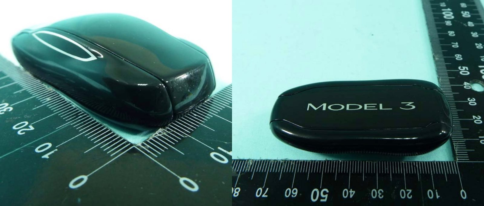 Tesla starts rolling out Model 3 key fob to lucky few owners