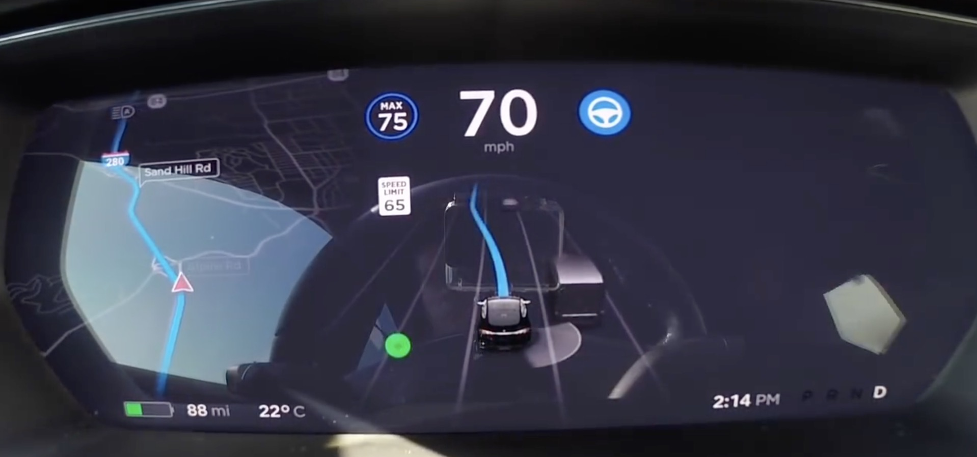 Tesla patents technology for more accurate GPS positioning