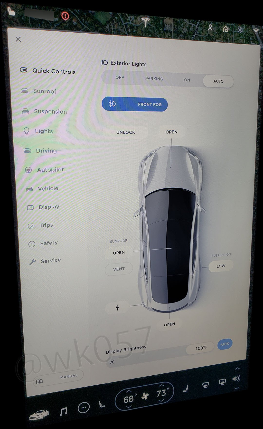 Latest Tesla Software Update >> First Look At Tesla S Version 9 Software Update With New Ui