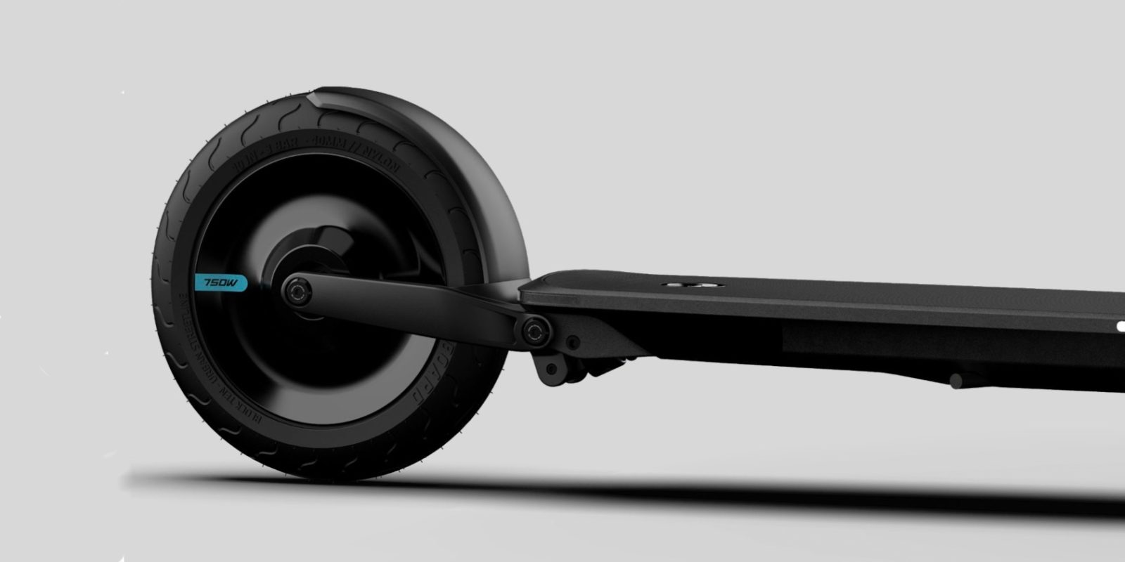 Inboard unveils their new 750W electric scooter and takes aim at
